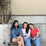 Ami, Rin und Moe